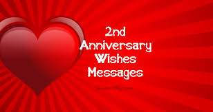 nd anniversary wishes messages and quotes wishesmsg
