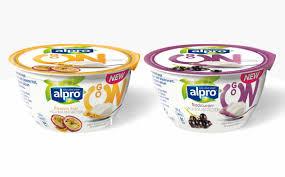 single serve soya yogurt