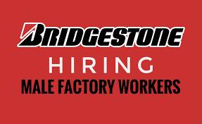 male workers for bridgestone wan co