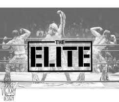 The Elite Logo Bullet Club Vinyl Decal Kenny Omega Young Etsy