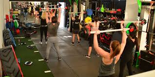 grit strength hiit at next level ams