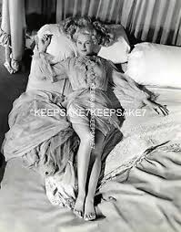 ACTRESS ADELE JERGENS IN BED AND WAITING, BAREFOOT LEGGY PHOTO A-AJ4a   eBay
