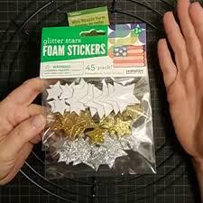 dollar diy patriotic clothespin