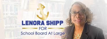 Lenora Sanders Shipp CMS School Board At-Large - Home | Facebook
