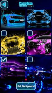 شاشة النيون سيارات قفل For Android Apk Download