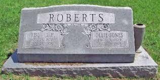ROBERTS, OLLIE - Benton County, Arkansas | OLLIE ROBERTS ...