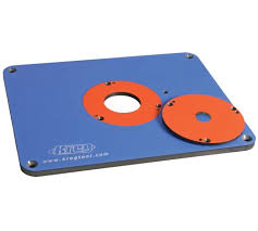 Kreg Prs3030 Precision Router Table Insert Plate Woodddd Shopping