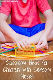 A Moving School Experience Classroom Ideas For Kids With Sensory Issues The Inspired Treehouse