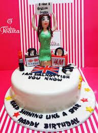 uk doctor makeup cake customized