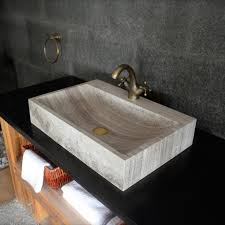 china grey wood marble stone bathroom