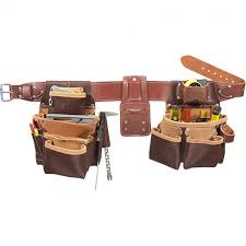 5089m seven bag pro framer tool belt