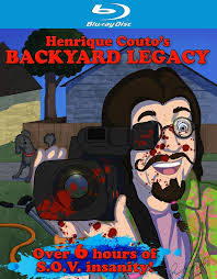 Blu-ray Review: Henrique Couto's Backyard Legacy (2018 ...