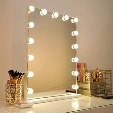 chende vanity mirror with lights for