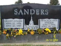 "Priscilla Ann ""Patty"" Spaugh Sanders (1936-1997) - Find A Grave Memorial"