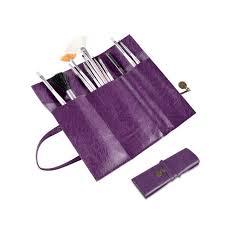 pu leather cosmetic makeup bag