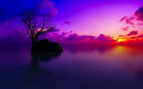 purple sky wallpapers top free purple