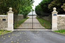 Designing Complementary Gate Posts Or Columns For Your Driveway