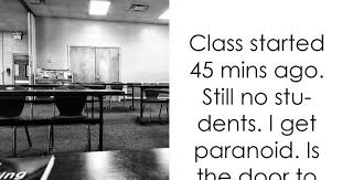 This Professor's Tweets After No One Showed Up To His Class Are Going Viral  | Bored Panda