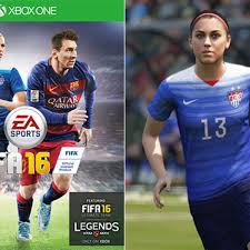 Alex Morgan, Women's Soccer Join FIFA 16 - SI Kids: Sports News for Kids,  Kids Games and More