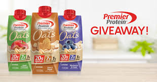 protein shakes with oats giveaway
