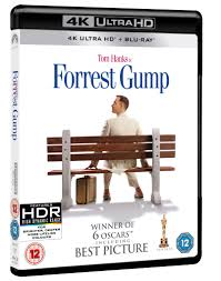 4K Blu-ray ] Forrest Gump - £9.99 (£8.99 using SIGNUP10 code) @ Zoom | The  Digital Fix