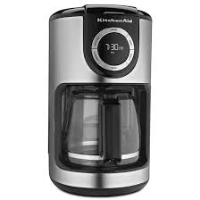 kitchenaid coffee maker 12 cup
