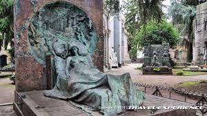 L'antologia del cimitero monumentale di Milano (MI) - DEEP ITALY ...