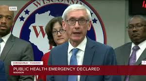 Gov. Tony Evers declares public health ...