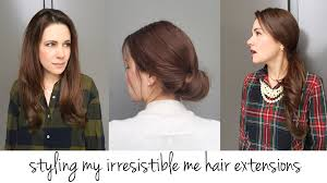 My Irresistible Me Hair Extensions ...