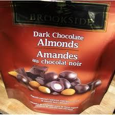 brookside dark chocolate almonds