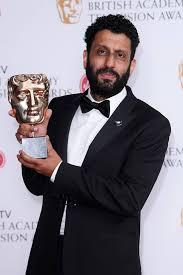 BAFTA - Leading Actor winner Adeel Akhtar with his BAFTA...   Facebook