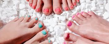 nail salon manicure pedicure spa