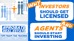 Why Every Investor Should Have a Real Estate License, and Every Agent  Should Understand Real Estate Investing (or Be an Investor Themselves) -  All The Leads