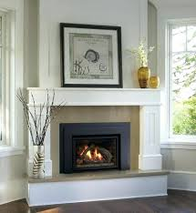 empty fireplace decorating ideas photos