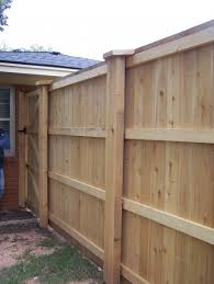 Secure And Attractive 7 Foot Fence Backyard Fences Large Backyard Backyard Playground