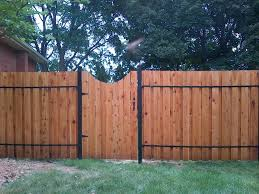 Gate Kit Attaches To Slipfence Posts Privacy Fence Designs Gate Kit Backyard Fences