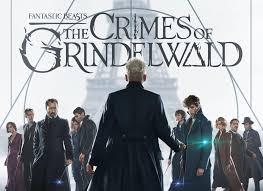 Animali Fantastici: I Crimini di Grindelwald: ecco la cover e le ...