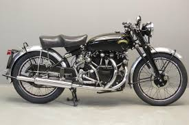 vincent 1952 series c black shadow 2710
