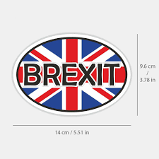Brexit Uk Flag Sticker Country Code Great Britain Decal For Car Truck Bike Unbranded In 2020 Chicago Cubs Logo Sport Team Logos Team Logo