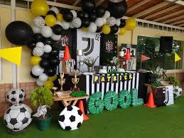 Fiesta Tematica De Futbol Fiestas Tematicas De Futbol