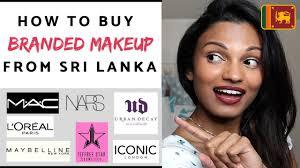 branded makeup from sri lanka
