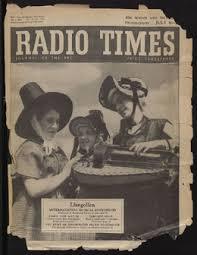 BBC Television - 11 July 1956 - BBC Genome