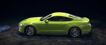 exterior color options in the 2020 ford