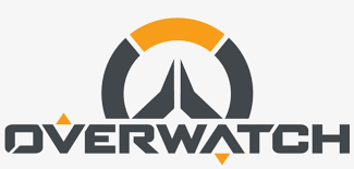 Ow Logo Janet Decals Overwatch Title Logo Wall Poster Overwatch Free Transparent Png Download Pngkey