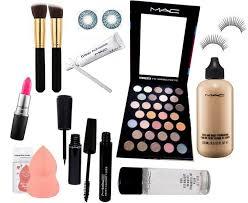 mac full makeup kit
