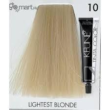 keune tinta color very lightest blonde