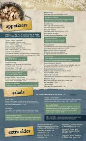 Port Jeff Lobster House Menu - Port ...