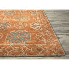 wonderful brown and teal area rugs