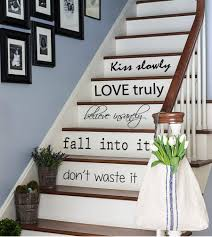 Life Forgive Quickly Kiss Slowly Quote Motto Vinyl Wall Sticker Decals For Sale Online Ebay