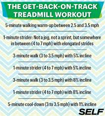 10 hiit treadmill workouts that are